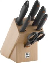 Zwilling Messerblock Twin Point, 6-teilig