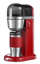KitchenAid Kaffeemaschine To Go in empire rot