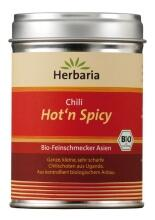Herbaria Hot'n Spicy, Chilis geschrotet