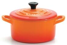Le Creuset Mini Cocotte in ofenrot