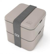 Monbento MB Square Bento-Box in grau