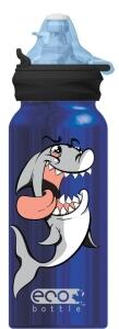 Eco Bottle Trinkflasche Designline Hungry Shark 400 ml