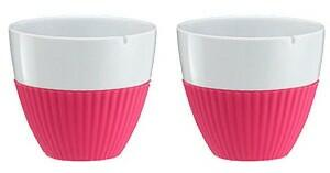 Viva Scandinavia Teebecher Anytime in pink, 2er Set