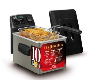 Fritel Fritteuse Turbo SF Frytastic 5150