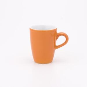 Kahla Pronto Espresso-Obertasse hoch 0,10 l in orange