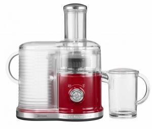 KitchenAid Schneller Zentrifugal‑Entsafter ARTISAN in empire rot