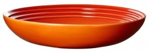 Le Creuset Suppenteller in ofenrot