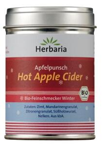 Herbaria Hot Apple Cider, Apfelpunsch