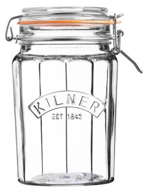 Kilner Clip Top Einmachglas, Retro-Design
