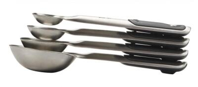 OXO Good Grips Messlöffel-Set, 4-teilig