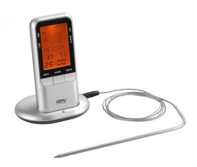 GEFU digitales drahtloses Bratenthermometer