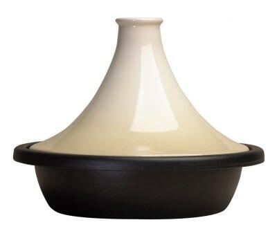 Le Creuset Tagine in creme