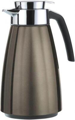 Emsa Isolierkanne Bell, 1,5 Liter in chocolate metallic