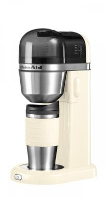 KitchenAid Kaffeemaschine To Go in creme