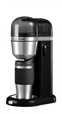 KitchenAid Kaffeemaschine To Go in onyx schwarz
