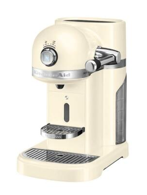 KitchenAid Nespressomaschine ARTISAN in creme