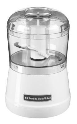KitchenAid Zerhacker weiß