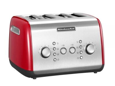 KitchenAid Toaster 4-Scheiben in empire rot