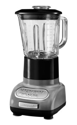 KitchenAid Artisan Blender / Standmixer medallion silber