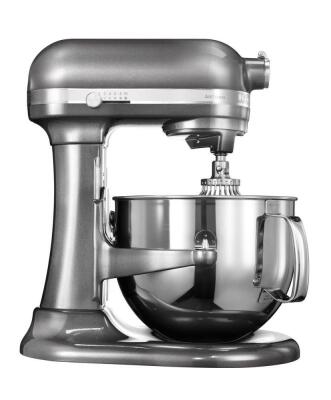 KitchenAid Küchenmaschine ARTISAN in medallion silber, 6,9 L