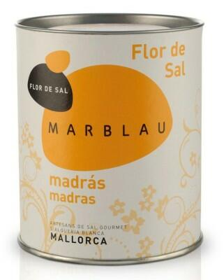 Marblau Flor de Sal Madras Curry, 150 g