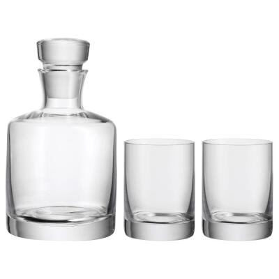 WMF Whisky-Set, 3-teilig
