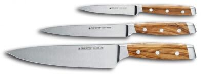 Felix Zepter Messerset First Class Wood, 3-teilig