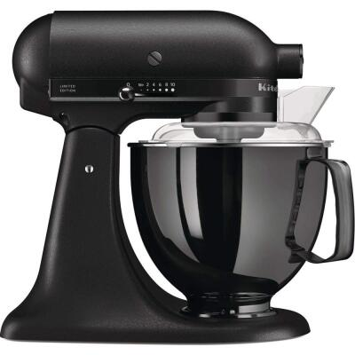 KitchenAid Küchenmaschine ARTISAN Black Tie Limited Edition, 4,8 L