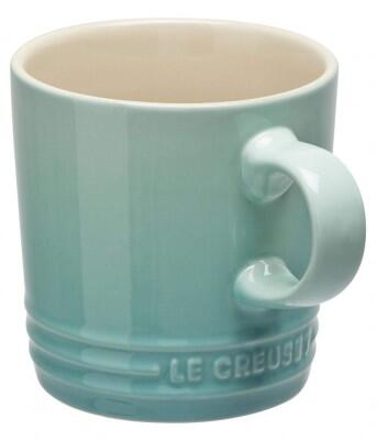 Le Creuset Becher 0,35 Liter in cool mint