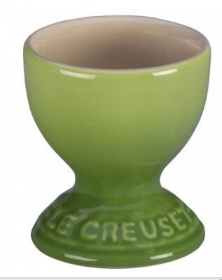 Le Creuset Eierbecher mit Standfuß in palm