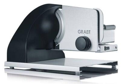GRAEF Allesschneider Sliced Kitchen SKS 902 in schwarz-matt