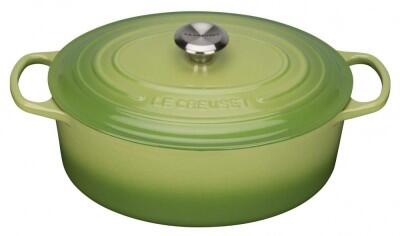 Le Creuset Bräter Signature oval in palm