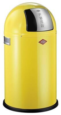 Wesco Pushboy Junior in lemonyellow