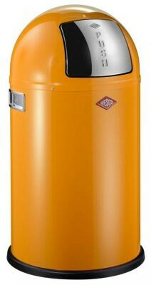 Wesco Pushboy Junior in orange