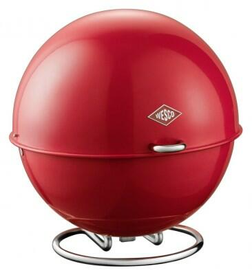 Wesco Superball in rot