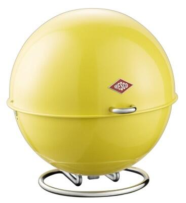 Wesco Superball in lemonyellow