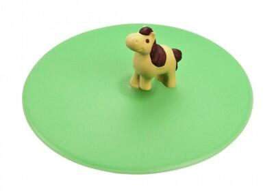 Lurch Sommerdeckel Hoftiere Pony, 8er-Set