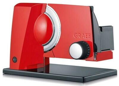 GRAEF Allesschneider Sliced Kitchen S 11003 in rot