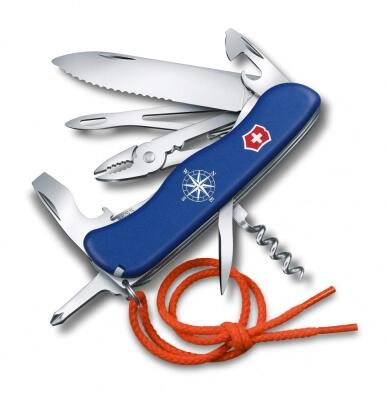 Victorinox Skipper in blau