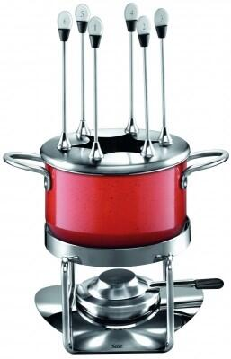 Silit Fondue-Set Energy Red