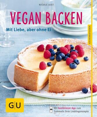 Just Nicole: Vegan backen