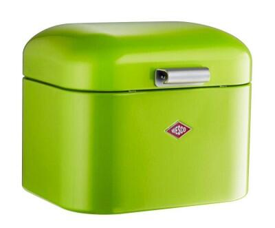 Wesco Brotkasten Super Grandy in limegreen