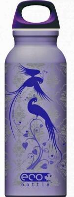 Eco Bottle Trinkflasche Designline Paradise Bird 650 ml