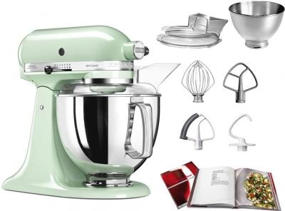KitchenAid Küchenmaschine ARTISAN 175PS in pistazie, 4,8 L