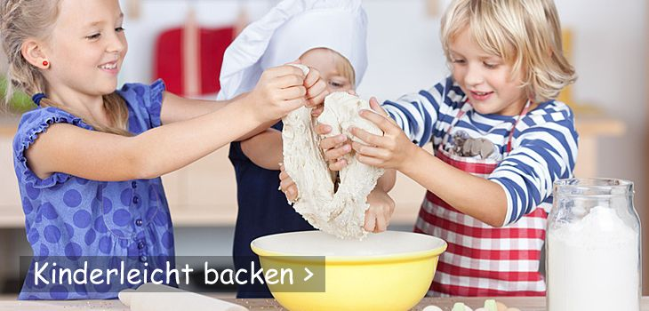 Kinderleicht backen