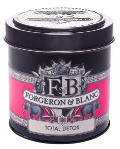 Forgeron & Blanc Teemischung Total Detox