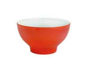 Kahla Pronto Bowl 14 cm rund in rot-orange