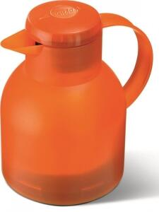 Emsa Isolierkanne Samba orange,  1,0 l
