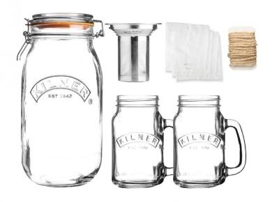 Kilner Cold Brew Kaffee-Set