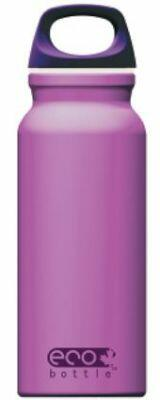Eco Bottle Trinkflasche Basicline 400 ml in soft pink
